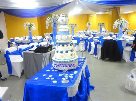 blue white decorations best 25 royal blue wedding decorations ideas on