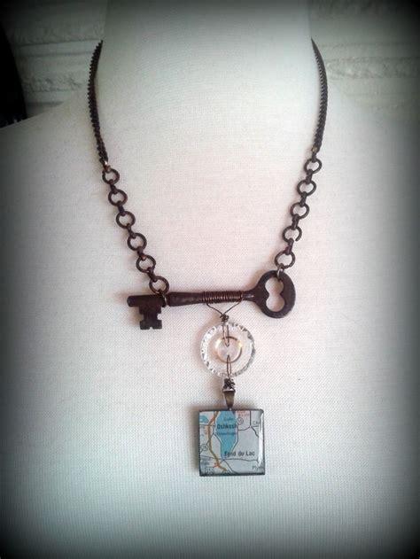 jewelry ideas necklaces best 25 found object jewelry ideas on