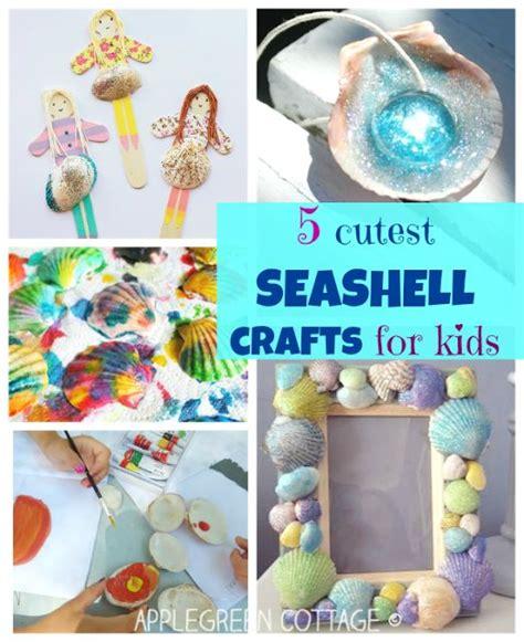 seashell craft ideas for seashells seashell crafts and creativity on