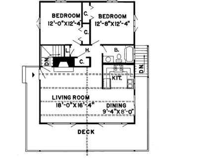 waterfront floor plans waterfront house floor plans small house plans walkout