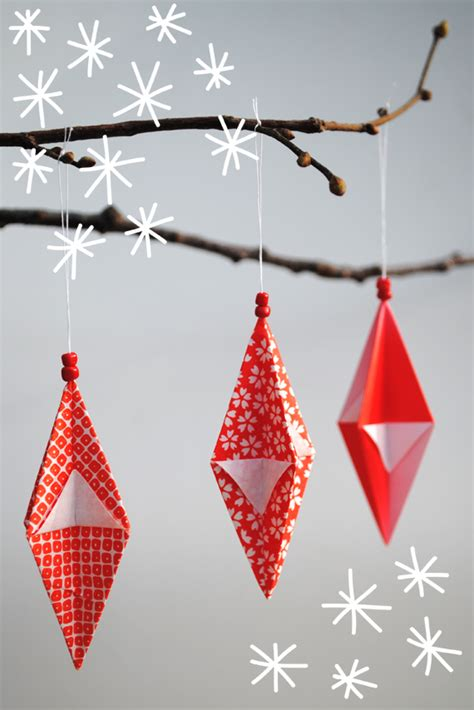 hanging origami decorations more paper decorations minieco