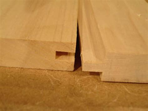woodworking groove how to cut tongue and groove joints how tos diy