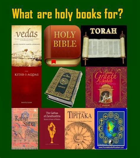 pictures of holy books pluralism what are holy books for quran bible torah