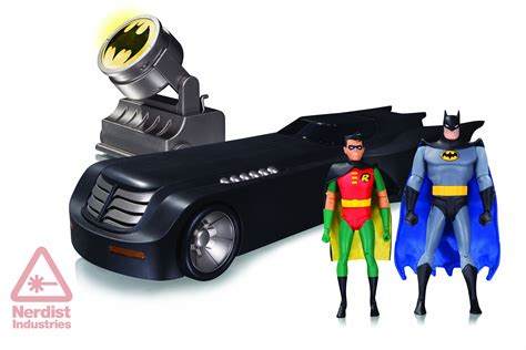 animated toys dc collectibles new deluxe 6 scale batman the animated