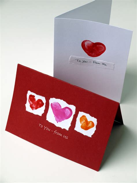 easy to make valentines cards simple cards artful adventures