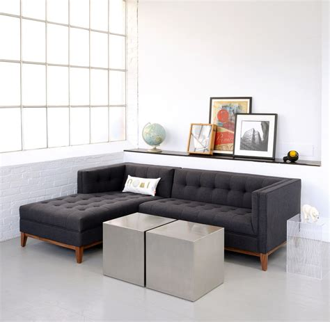 modern apartment sofa the best apartment sectional sofas solving function and