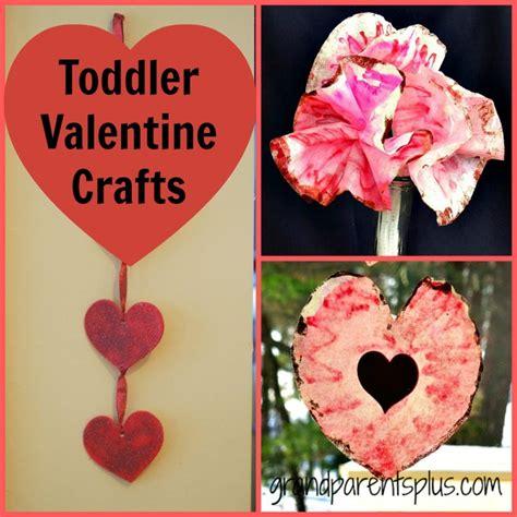 crafts for for valentines toddler crafts grandparentsplus