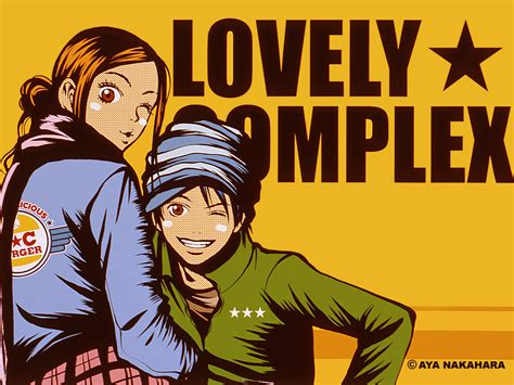 lovely complex confessions of a closet otaku lovely complex a
