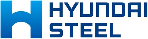 Hyundai Logo Png by File Hyundai Steel Logo Svg