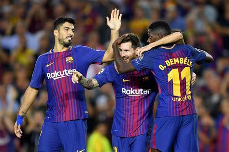 fc barcelona fc barcelona will barcelona continue their winning ways