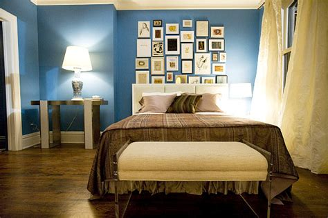 bedroom with blue walls if walls could talk giving your room self expression by