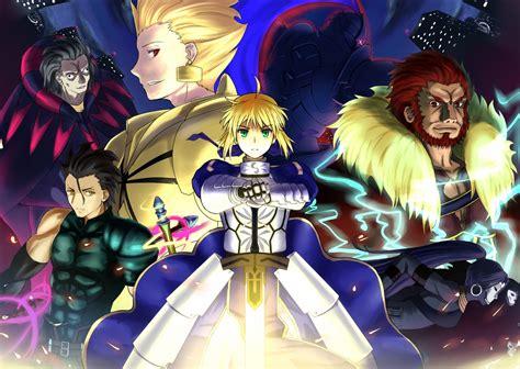 fate zero fate zero could been shmee me