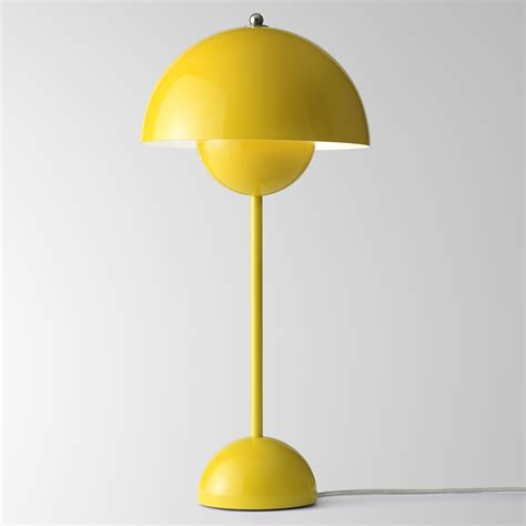 Stanley Lights by Replica Verner Panton Flowerpot 2 Table Lamp