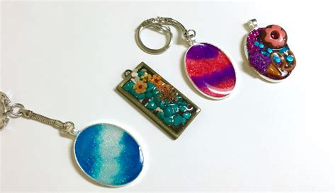 A Step By Step Guide To Resin Jewelry In The Classroom