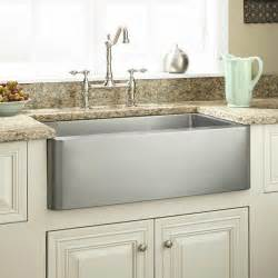 farm house kitchen sinks 27 quot hazelton stainless steel farmhouse sink farmhouse