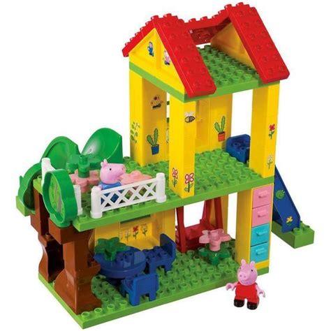 peppa pig la maison achat vente assemblage