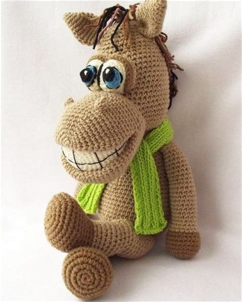 pony patterns animals 1000 ideas about crochet on crocheting