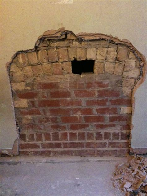 up fireplace opening a fireplace diynot forums