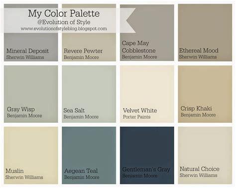 color palette for home interiors interior design ideas bell custom homes