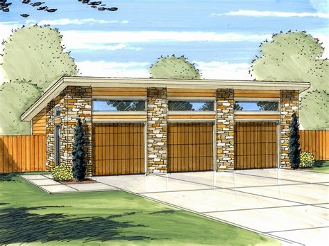 3 car garage designs 3 car garage plans modern three car garage plan design