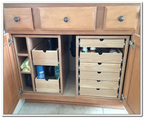 bathroom cabinet organizer ideas bathroom sink organizer simple tips how to organize