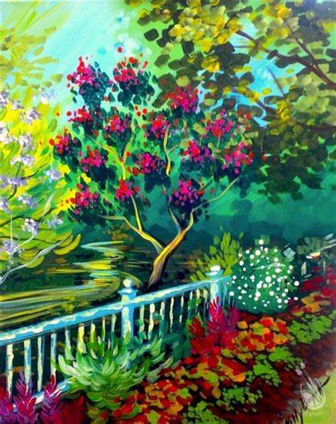 paint with a twist washington township garden walk saturday february 18 2017