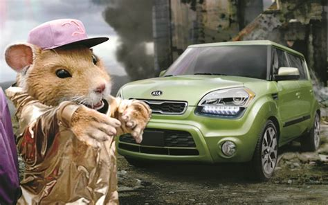 Kia Soul Hamster Commerical by 2014 Kia Hamster Soul Commercial Html Autos Post