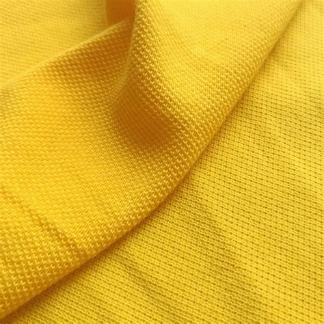 pique knit fabric cotton pique knitted fabric knitted fabric manufacturer