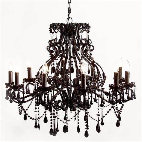 chandelier images sassy boo black chandelier bedroom company