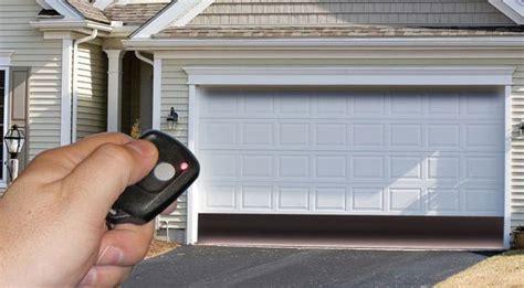 home automation garage door benefits of electric garage door openers vs manual garage