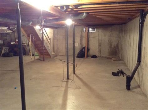 what to do with an unfinished basement help make an unfinished basement usable