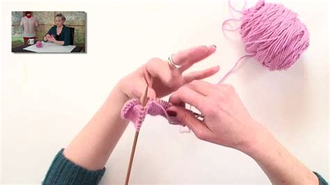 w and t knitting knitting help wrap and turn w t