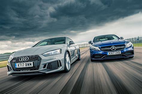 Mercedes Vs Mercedes by Audi Rs5 Vs Mercedes Amg C63 S Test Review Car Magazine