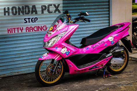 Pcx 2018 Thailook by Honda Pcx Step Racing