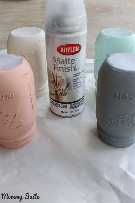 spray paint jars 25 unique matte spray paint ideas on matte