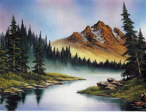 bob ross painting classes paintings you will learn using the bob