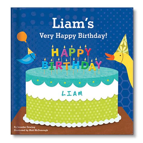 personalized baby books with pictures my happy birthday personalized book for boys