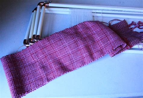 how to weave without a loom pvc loom start weaving loom plans