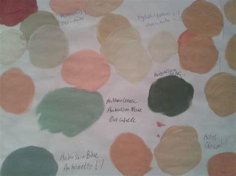chalk paint zelf maken sloan chalk paint kleuren mengen