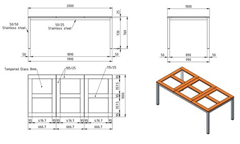 table size for 6 dimensions 6 person dining table design de m 243 veis