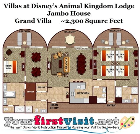 accommodations and theming at disney s animal kingdom