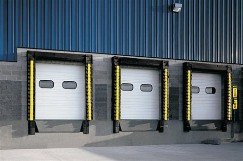sectional overhead door thermacore sectional steel doors 591