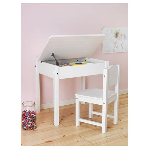 children white desk sundvik children s desk white 58x45 cm ikea