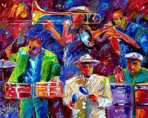 foto festival painting jazz by debra hurd