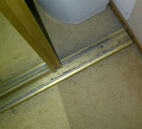 closet door track replacement need replacement closet door track swisco