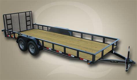 landscape lighting exles general duty 10000 gvwr tandem axle trailers