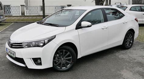 Toyota Corolla toyota corolla e170