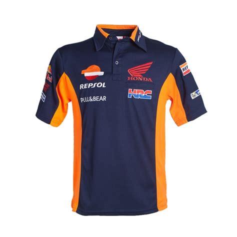 Team Honda by Repsol Honda Team Replico Polo Shirt Teams Repsol Honda Team