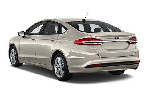Ford Cars by 2018 Ford Fusion Reviews And Rating Motortrend
