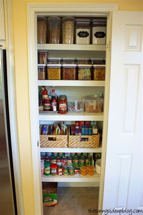 how to design a kitchen pantry best 25 small pantry closet ideas on diy